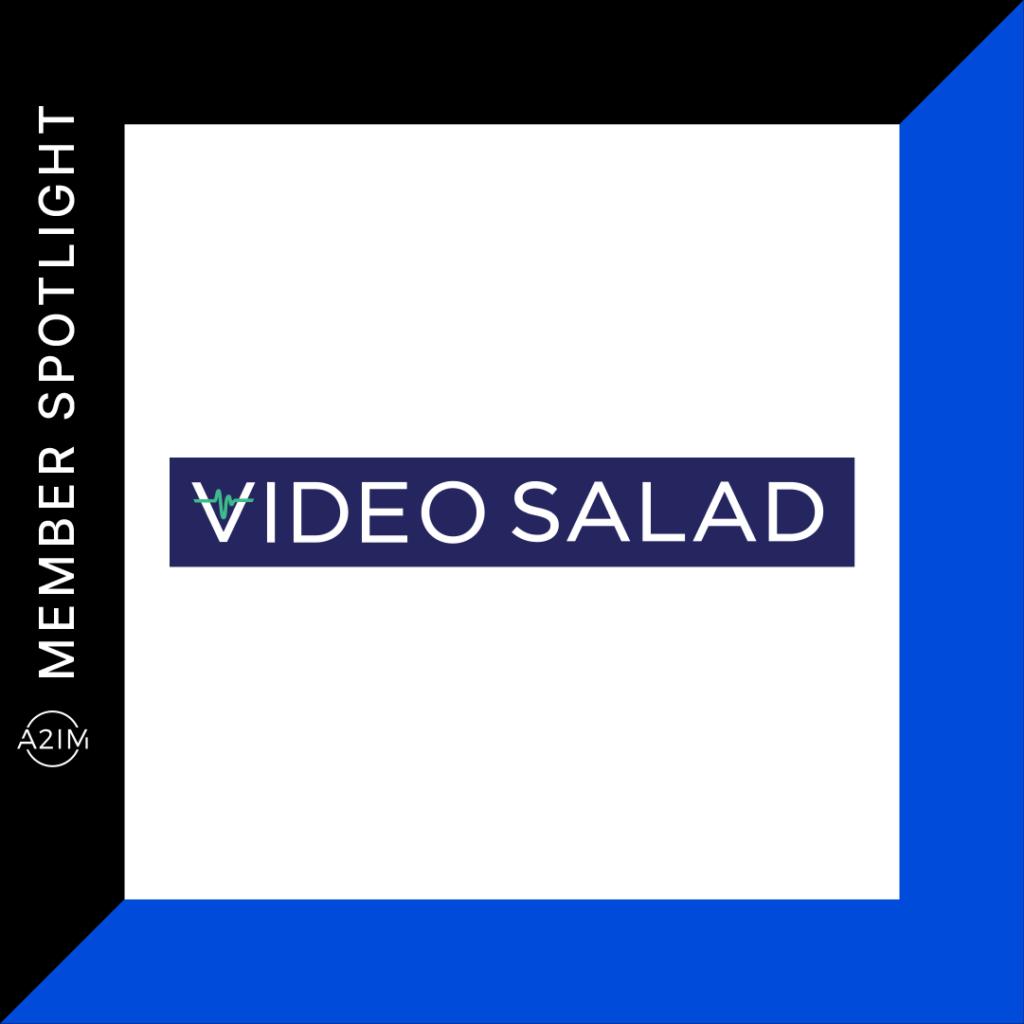 Video Salad Member Spotlight graphic